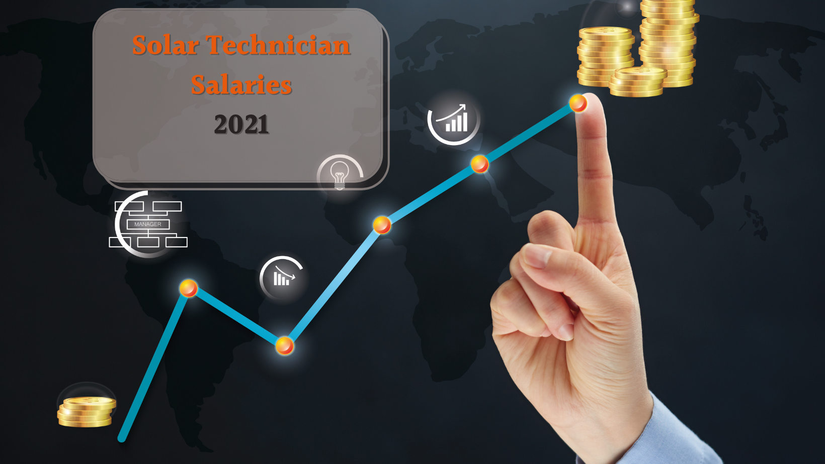 Solar Technician Salary 2021